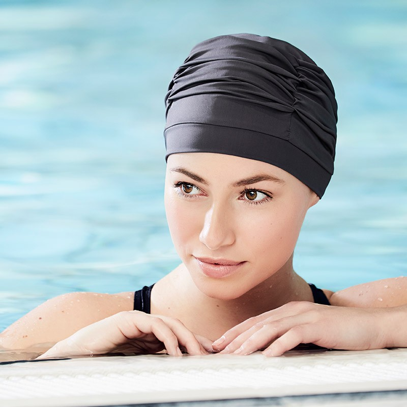 Wave Swim Cap